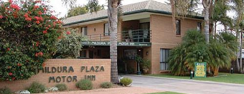 Mildura Plaza Motor Inn - ACT Tourism