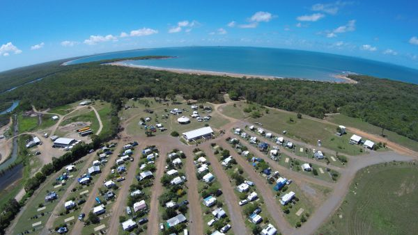 Cape Palmerston Holiday Park - ACT Tourism