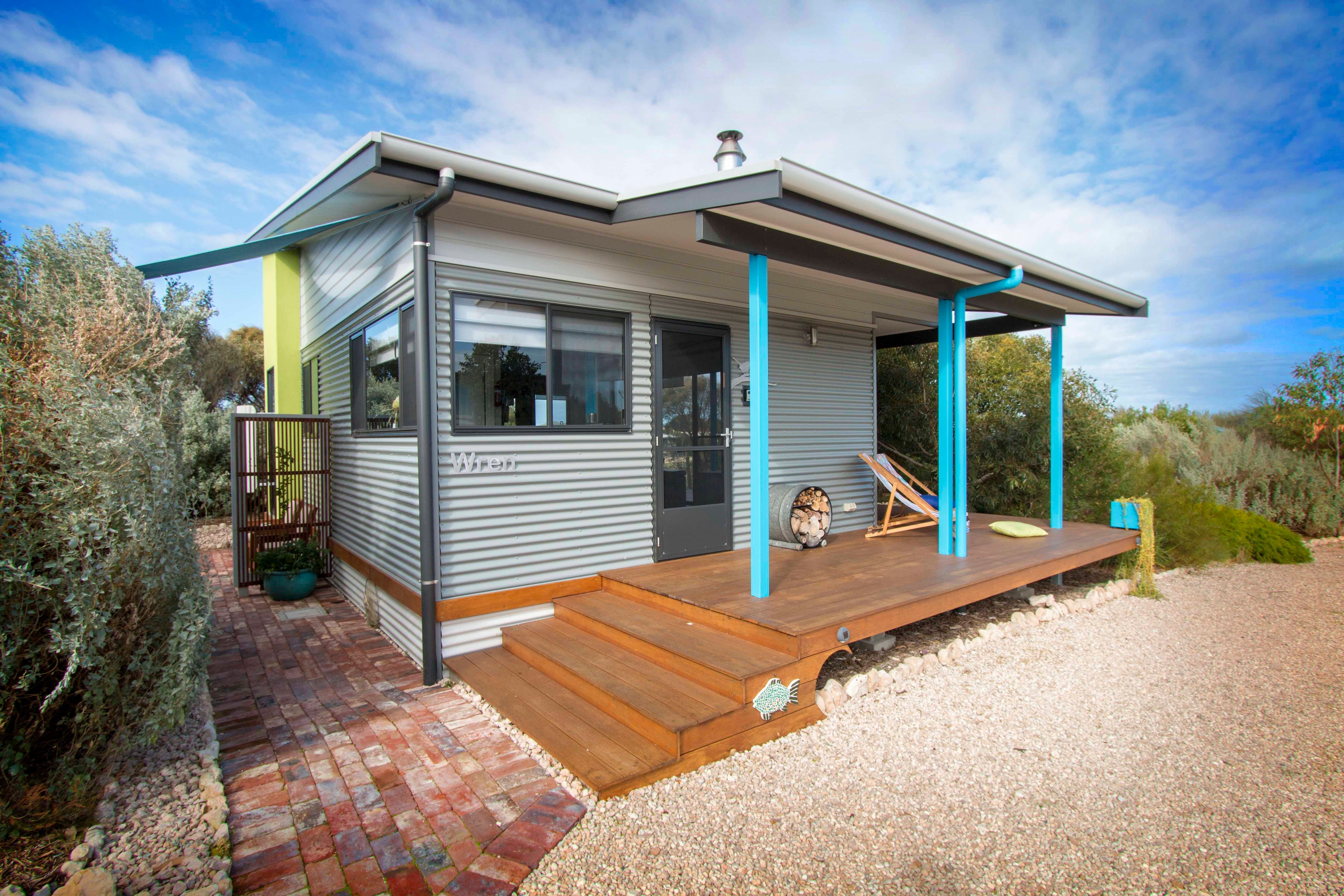 Coorong Cabins - Wren Cabin - ACT Tourism