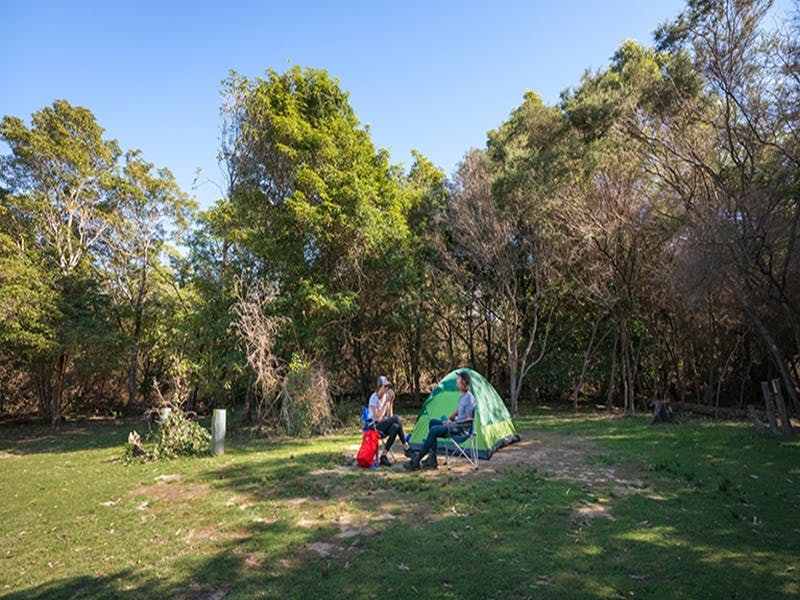 Hobart Beach campground - ACT Tourism