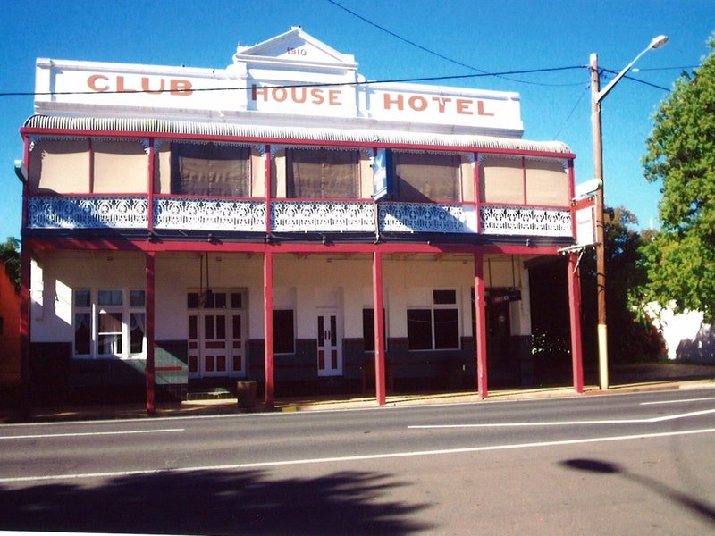 Club House Hotel - ACT Tourism