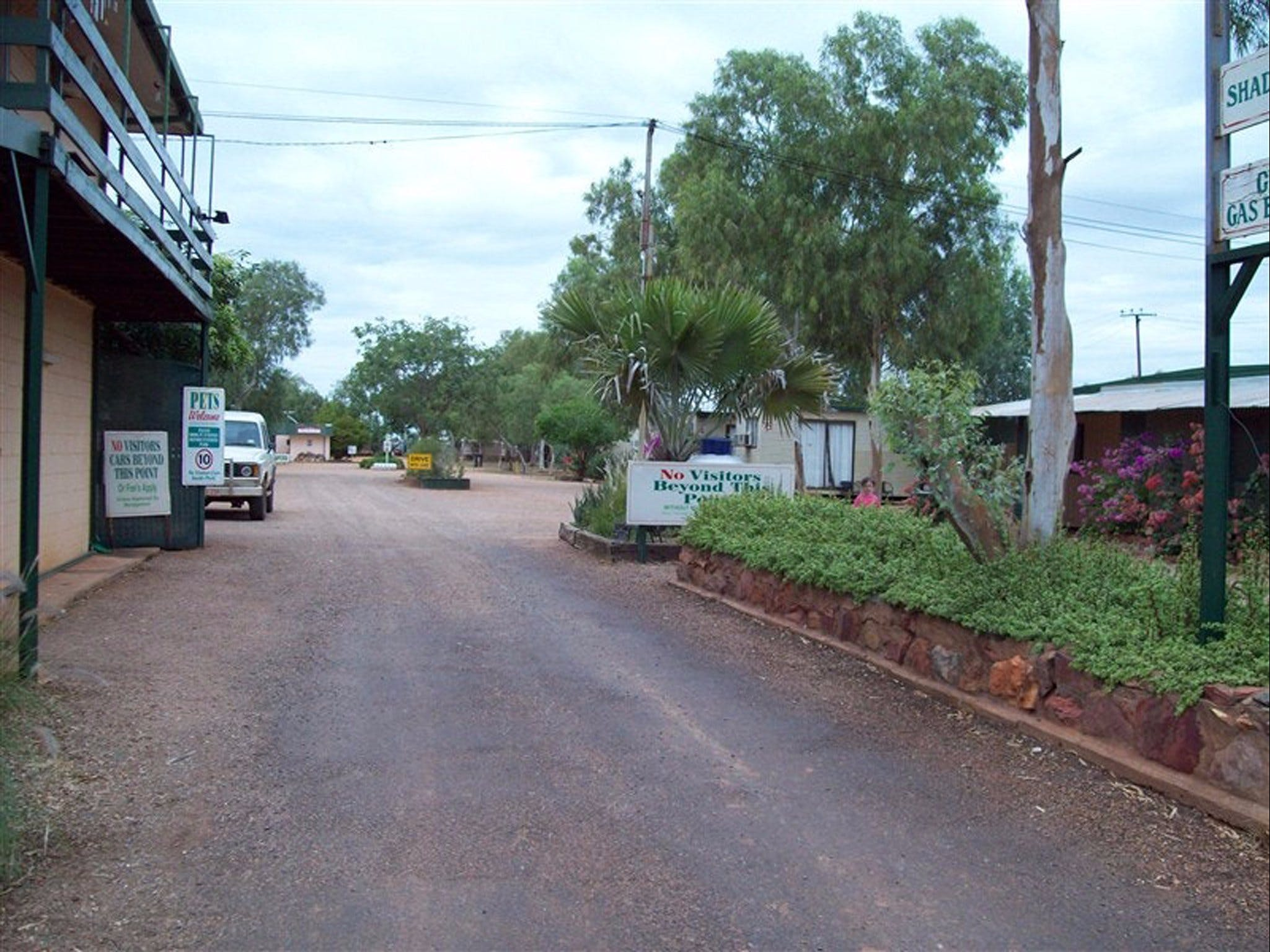 Tennant Creek Caravan Park - ACT Tourism