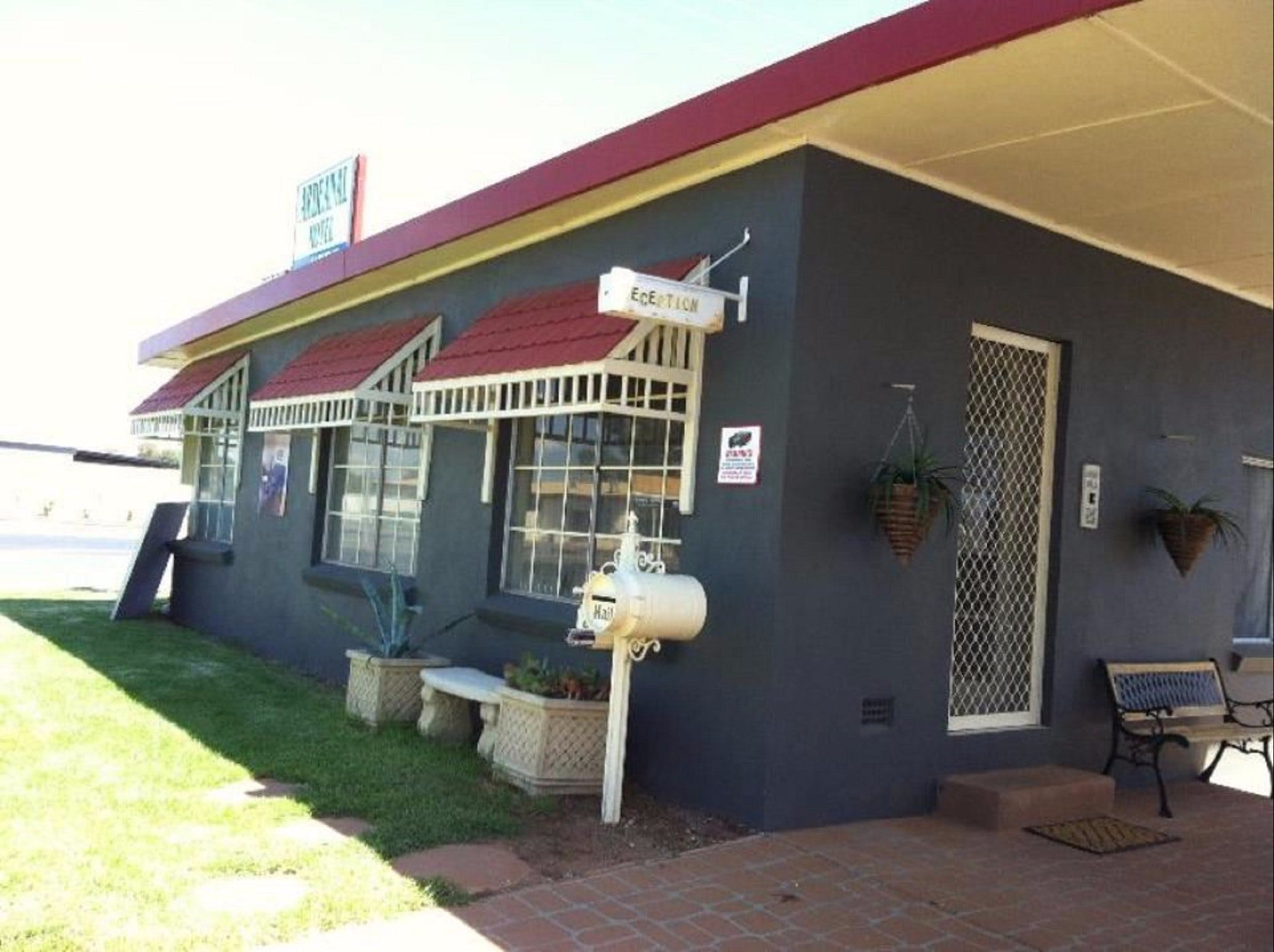 Ardeanal Motel - ACT Tourism