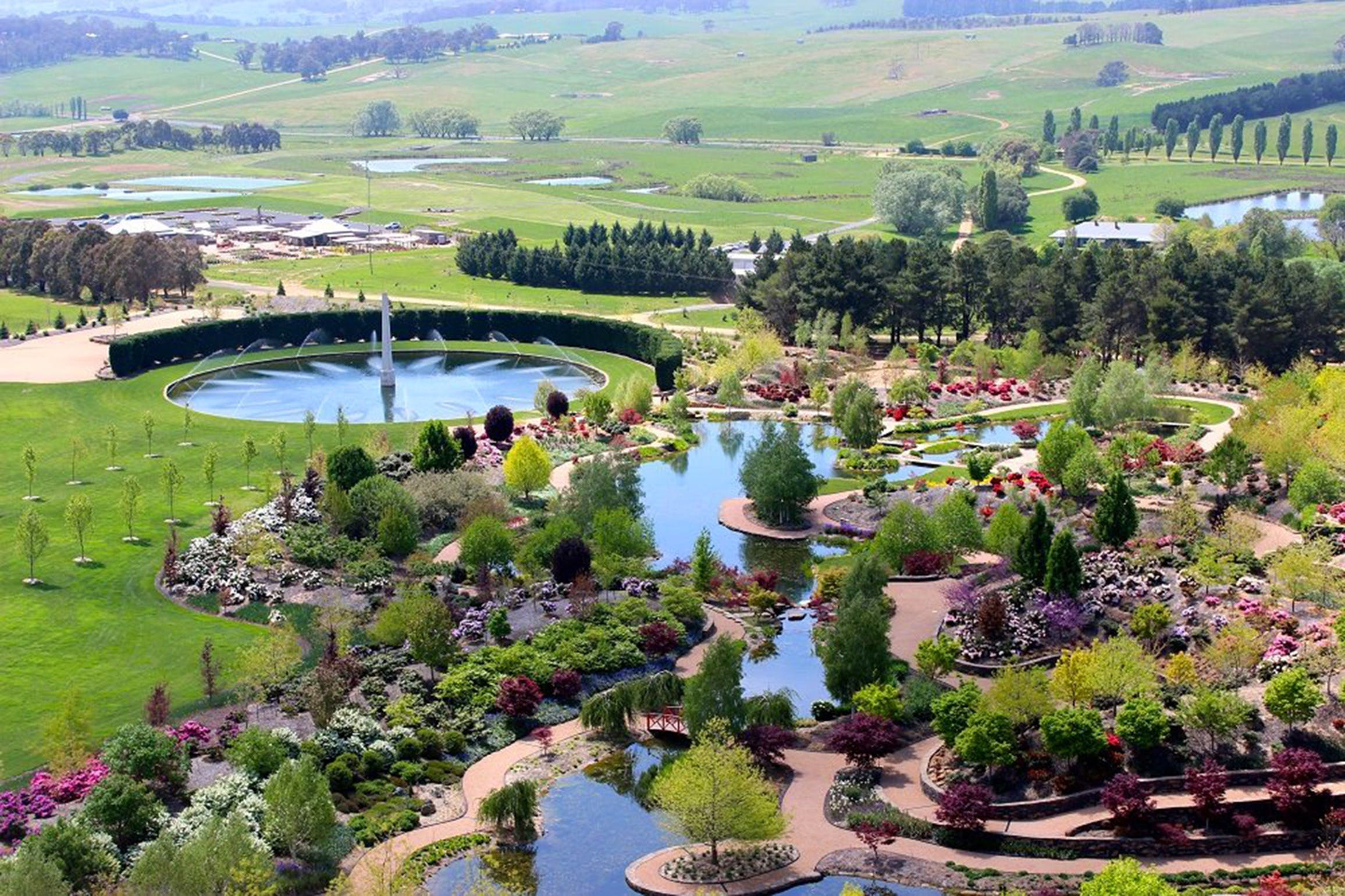 Glamping at Mayfield Garden - ACT Tourism