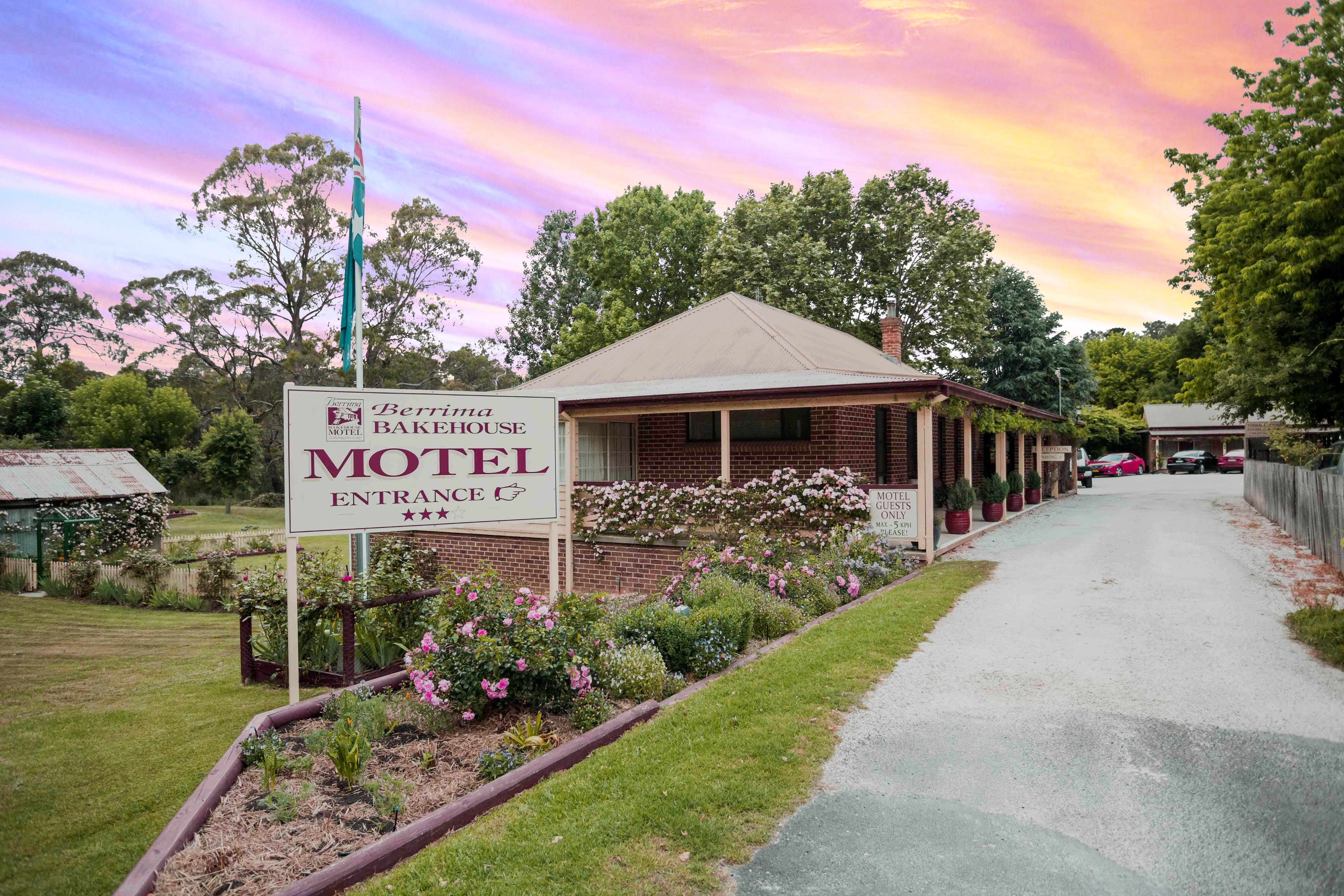 Berrima Bakehouse Motel - ACT Tourism