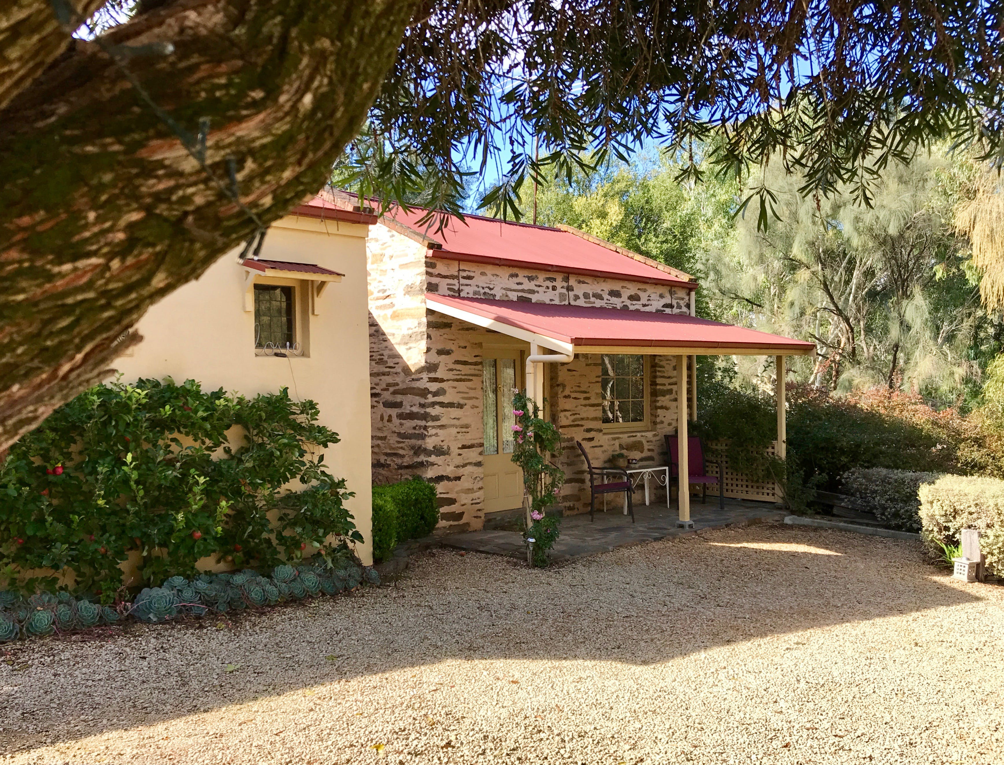 Gasworks Cottages Strathalbyn - ACT Tourism