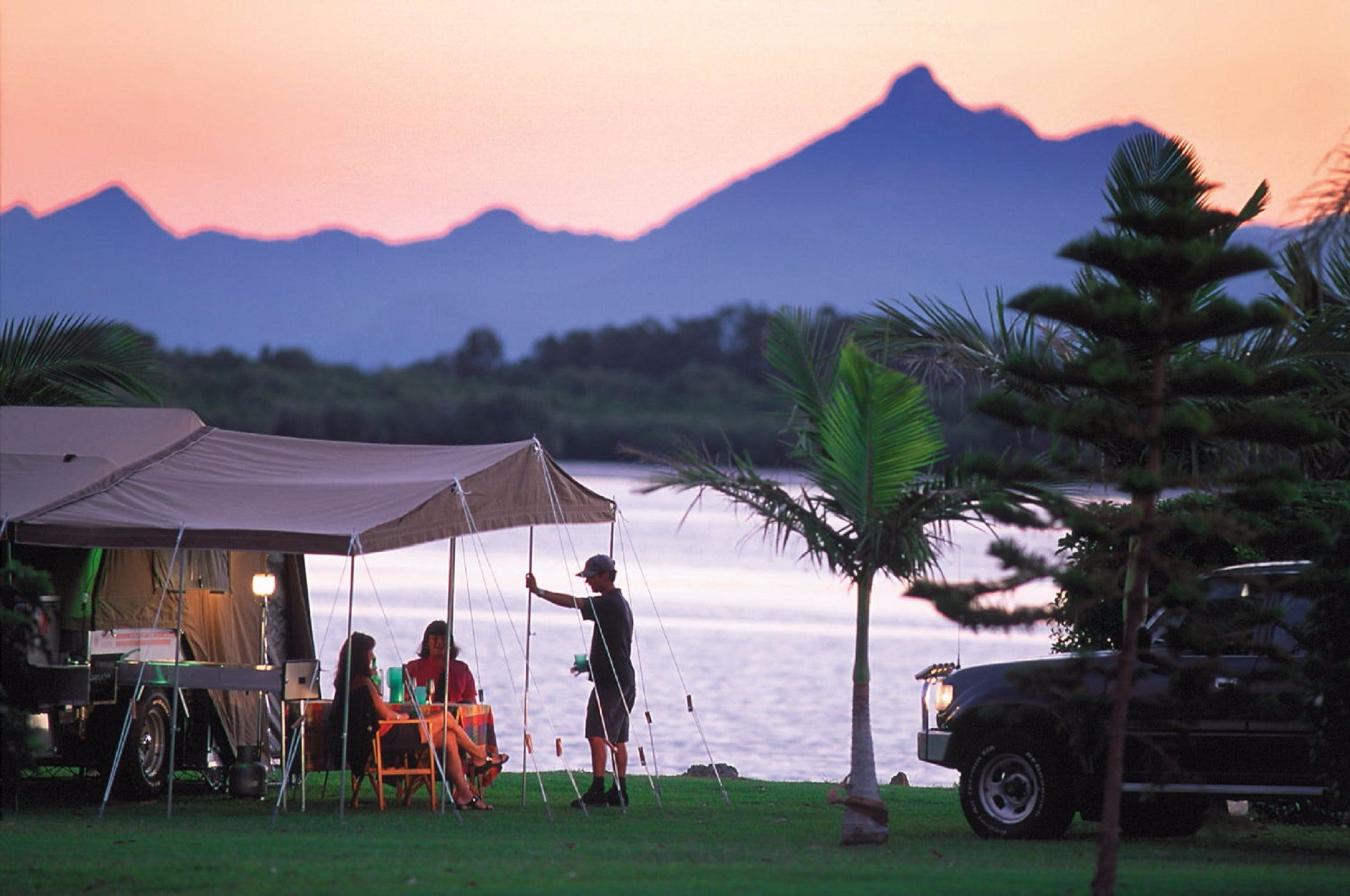 Tweed River Hacienda Holiday Park - ACT Tourism