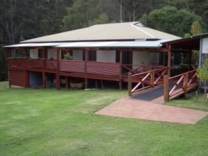 Pemberton Camp School - ACT Tourism