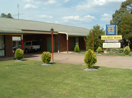 Barham Colonial Motel - ACT Tourism