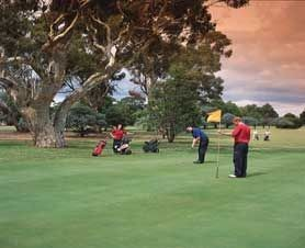 Barham Golf Resort - ACT Tourism