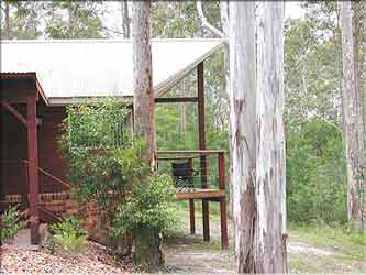 Bewong River Retreat - ACT Tourism
