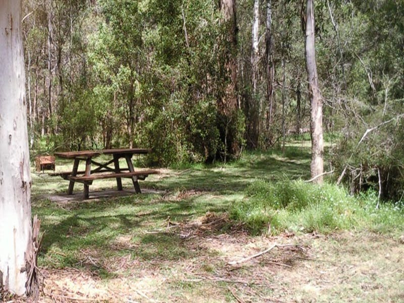 Mulloon Creek campground - ACT Tourism
