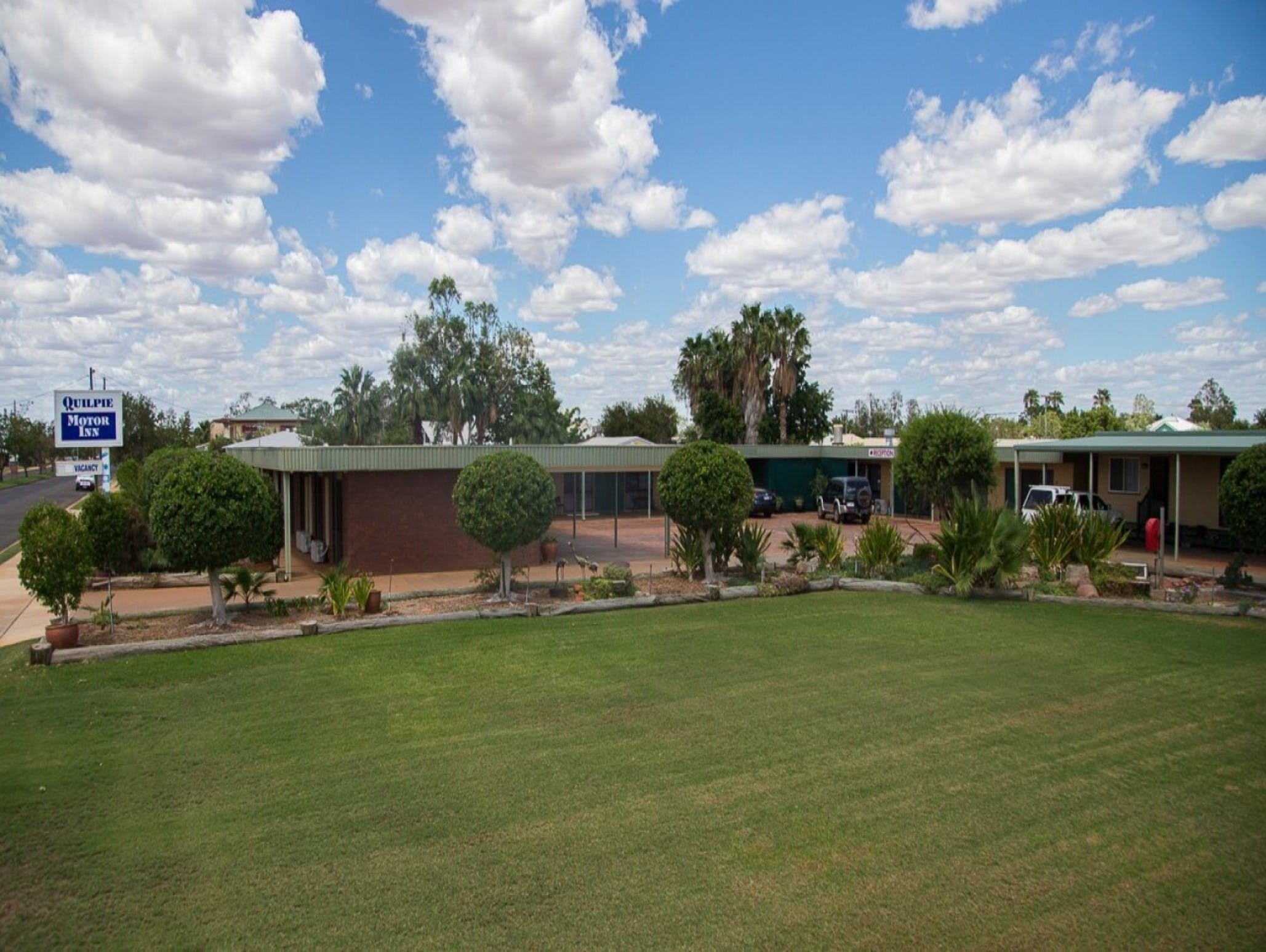 Quilpie Motor Inn - ACT Tourism