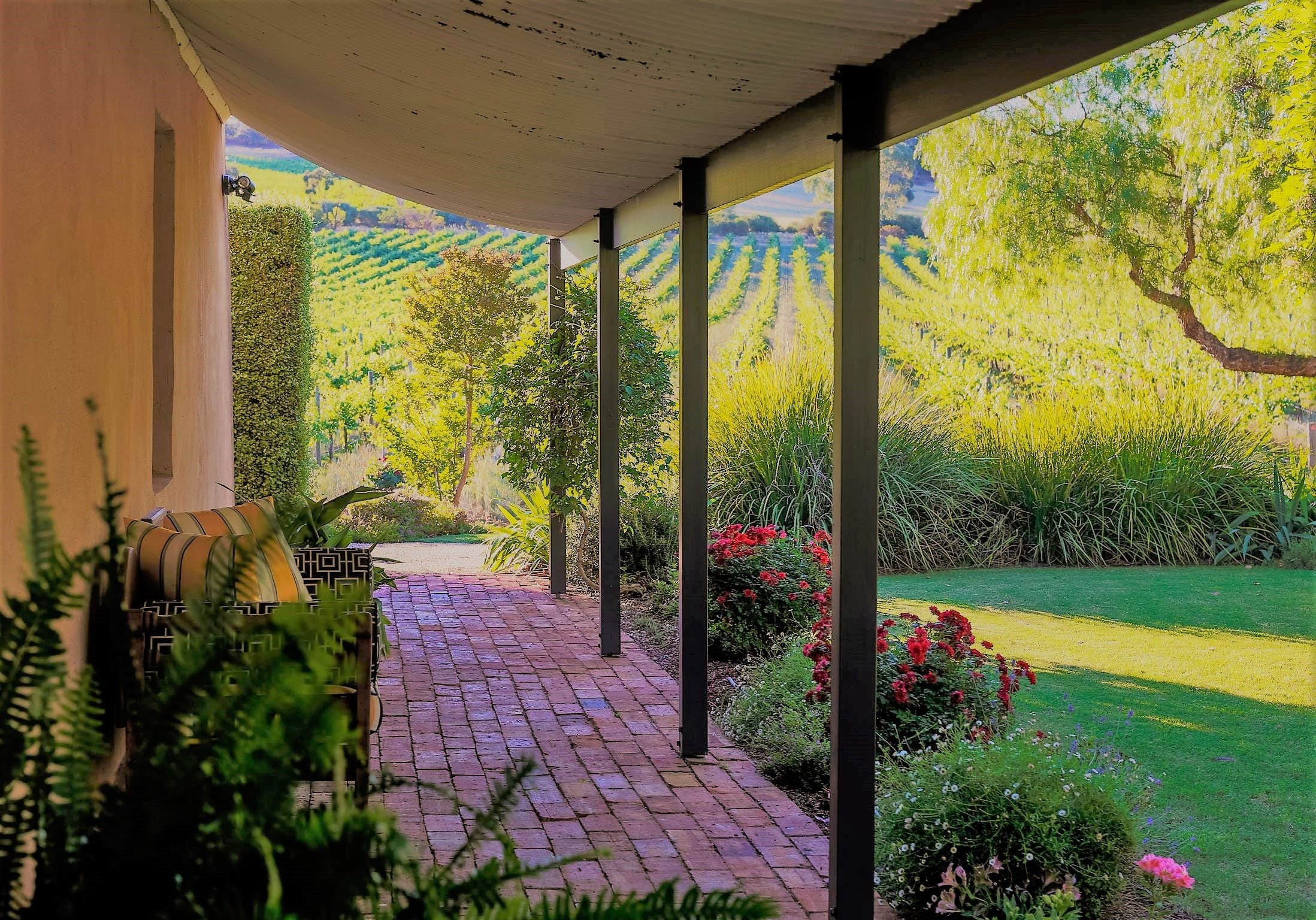 Seppeltsfield Vineyard Cottage - ACT Tourism