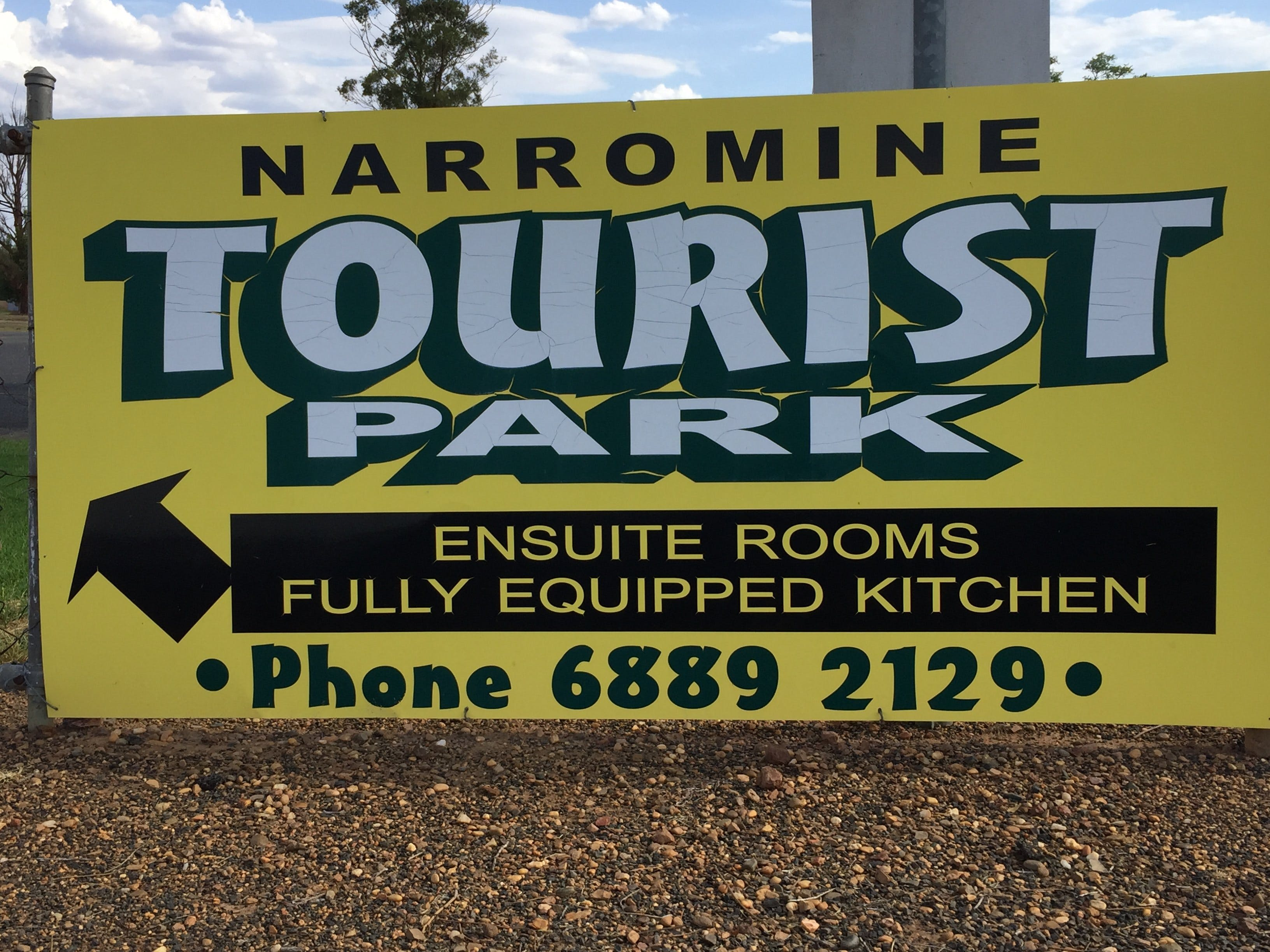 Narromine Tourist Park and Motel - ACT Tourism