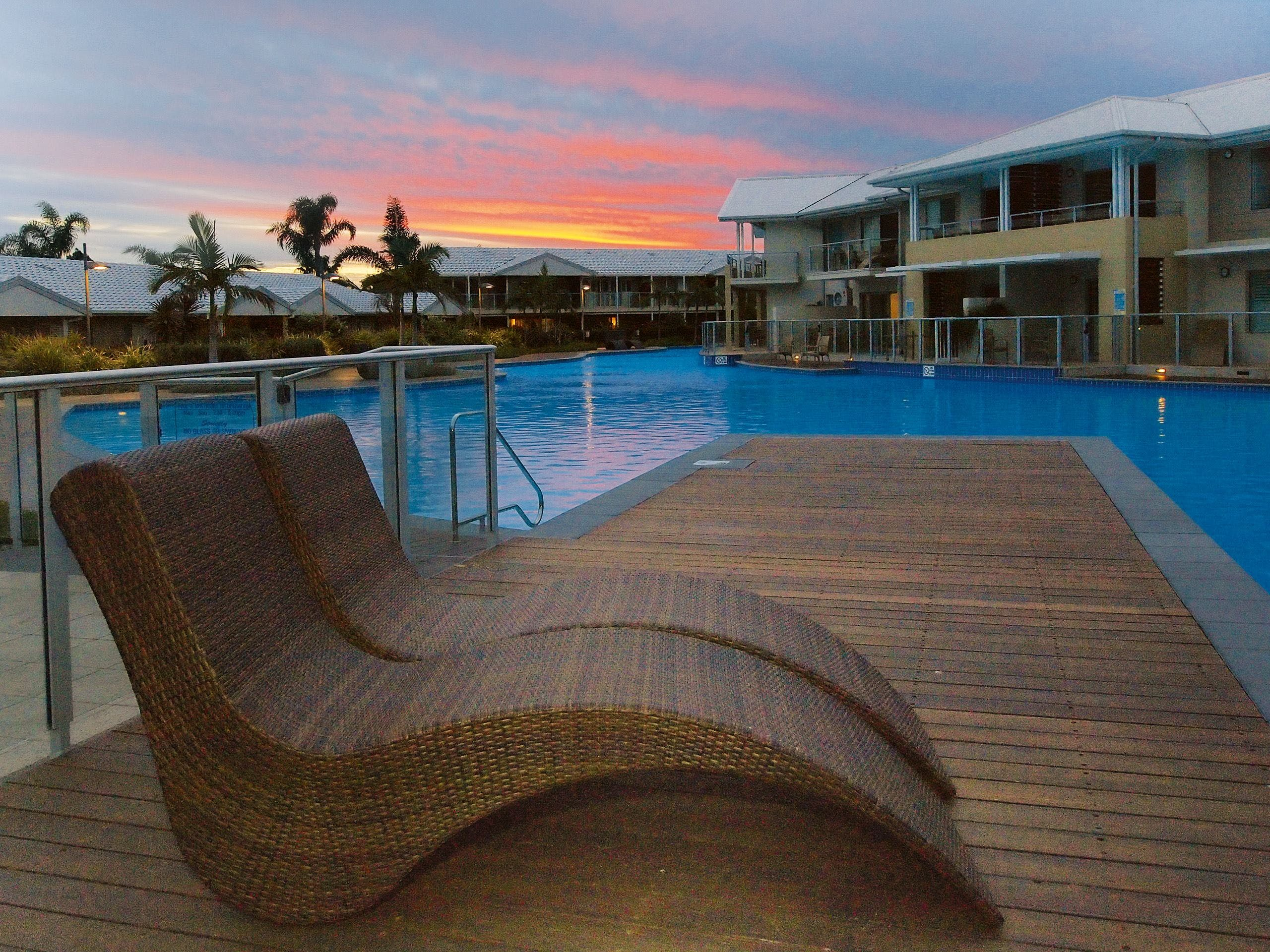 Oaks Port Stephens Pacific Blue Resort - ACT Tourism