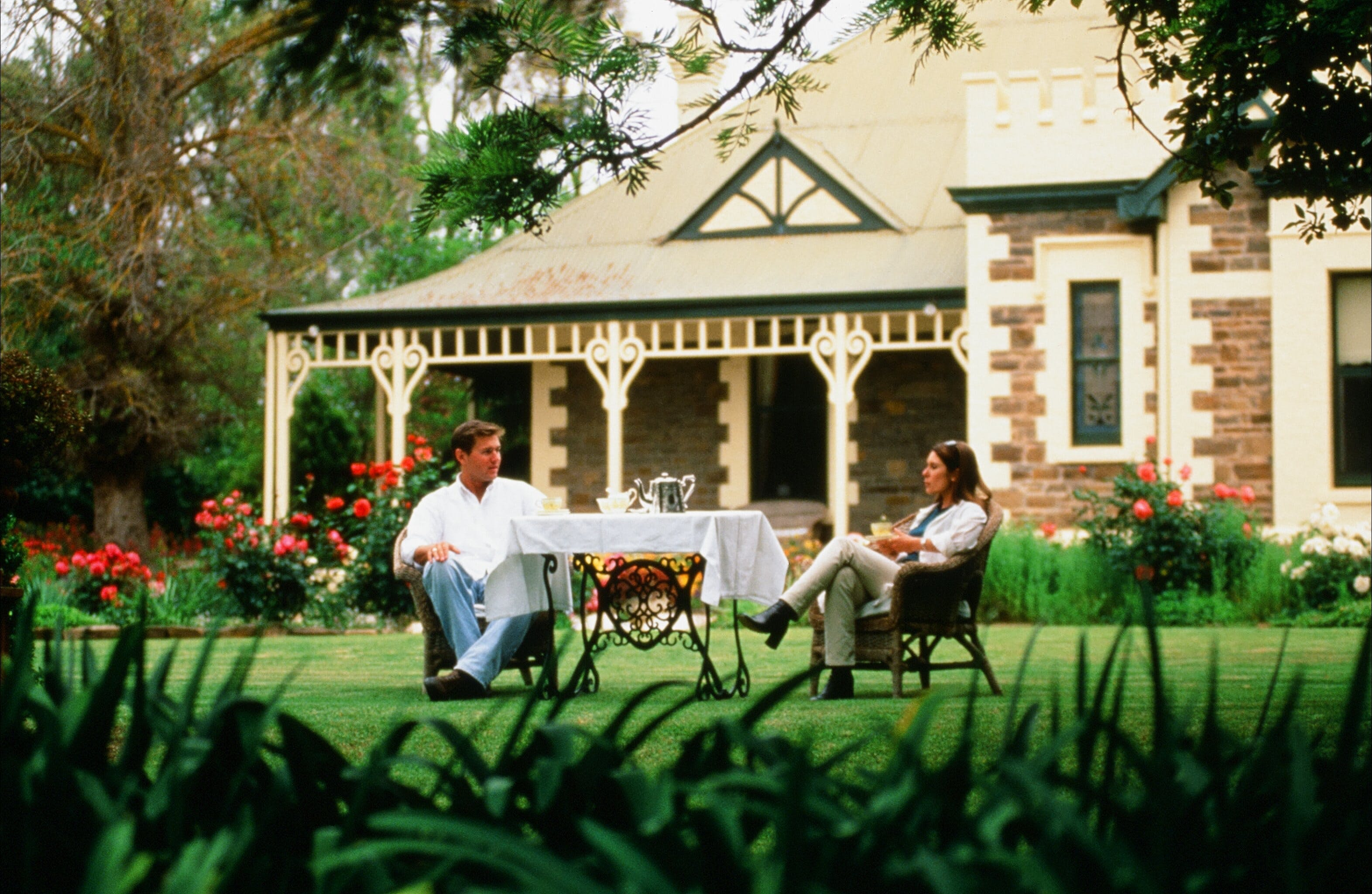 The Lodge Country House - ACT Tourism