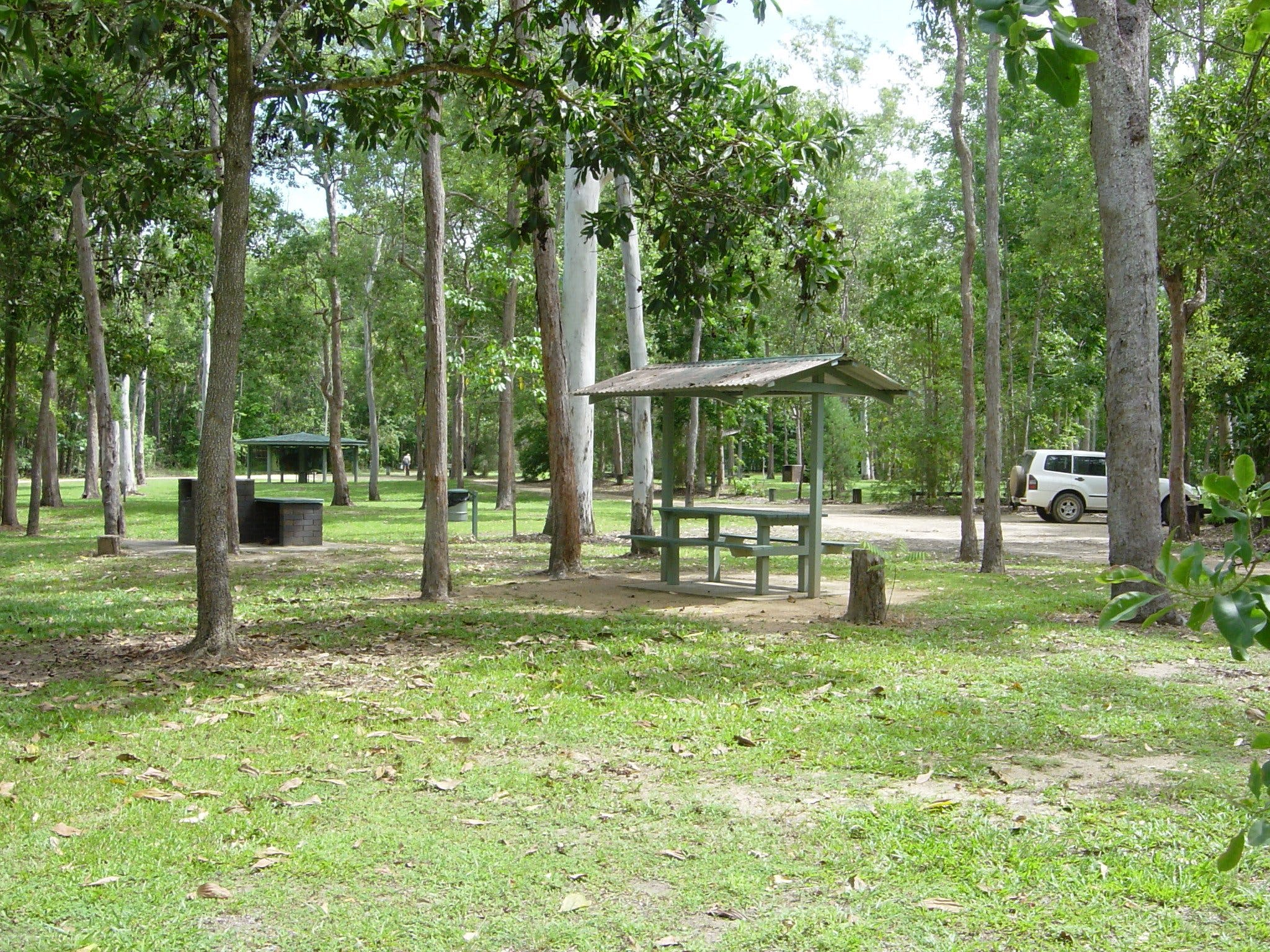 Broadwater camping area Abergowrie State Forest - ACT Tourism