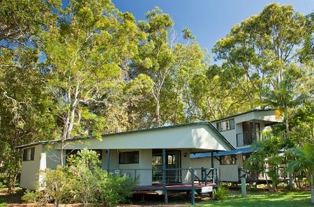 Wooli River Lodges - ACT Tourism