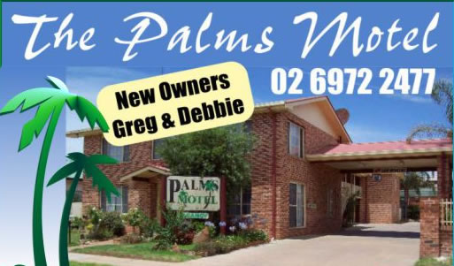 The Palms Motel - ACT Tourism