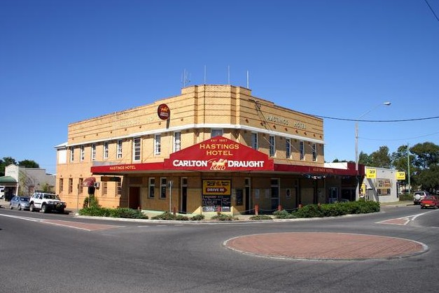 Hastings Hotel - ACT Tourism