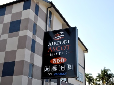 Airport Ascot Motel - ACT Tourism