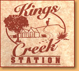 Kings Creek Station - ACT Tourism