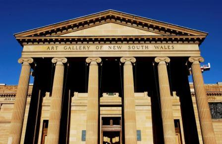 Art Gallery Of New South Wales - ACT Tourism