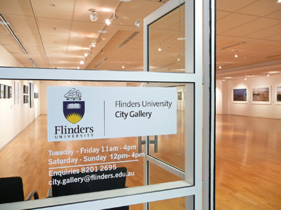 Flinders University City Gallery - ACT Tourism