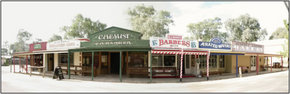 Pioneer Settlement - ACT Tourism