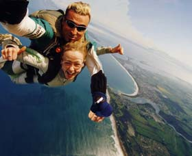 Skydive Melbourne - ACT Tourism