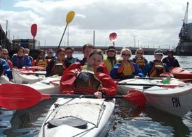 Sea Kayak Melbourne And Victoria - ACT Tourism