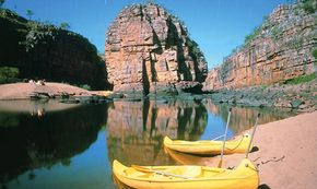 Katherine Gorge - ACT Tourism