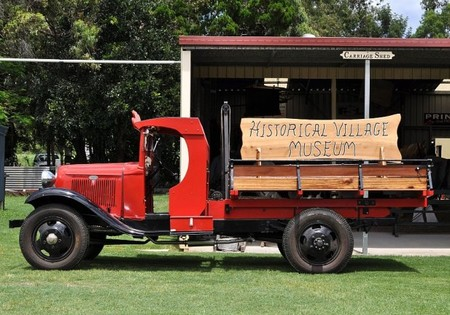 Hervey Bay Historical Village And Museum - ACT Tourism