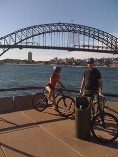 Sydney By Bike - ACT Tourism