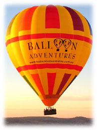 Balloon Adventures Barossa Valley - ACT Tourism