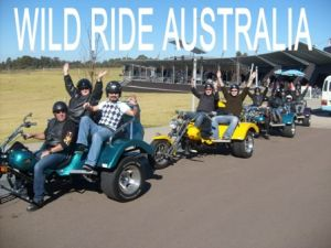 A Wild Ride - ACT Tourism