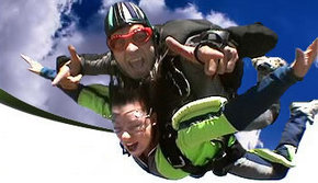 Adelaide Tandem Skydiving - ACT Tourism