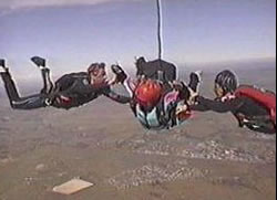 Skydive Territory - ACT Tourism