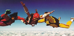 Aerial Skydiving - ACT Tourism