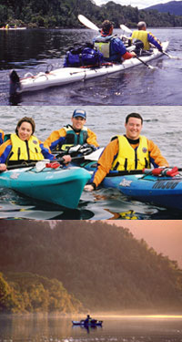Blackaby's Sea Kayaks And Tours - ACT Tourism