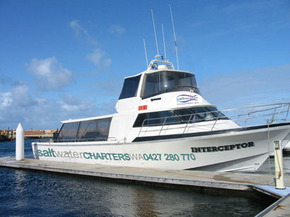 Saltwater Charters WA - ACT Tourism