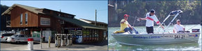 Brooklyn Central Boat Hire & General Store - ACT Tourism
