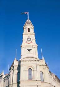 Fremantle Town Hall - ACT Tourism