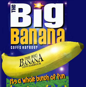 Big Banana - ACT Tourism