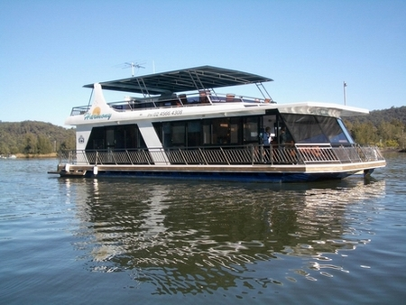 Able Hawkesbury River Houseboats - ACT Tourism