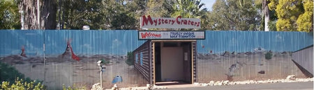 Mystery Craters - ACT Tourism