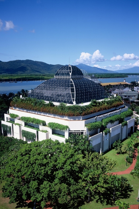 Cairns Wildlife Dome - ACT Tourism