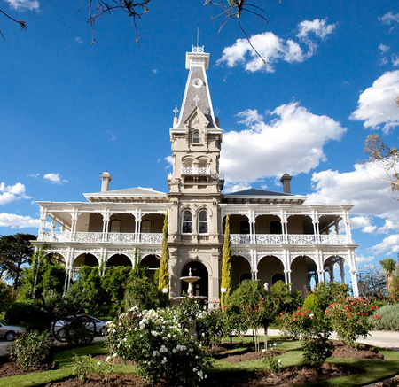 Rupertswood Mansion - ACT Tourism