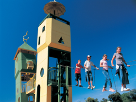 Monash Adventure Park - ACT Tourism